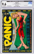 Golden Age (1938-1955):Humor, Panic #5 Gaines File Copy 8/11 (EC, 1954) CGC NM+ 9.6 White pages....