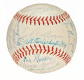 Autographs:Baseballs, 1959 American League All-Star (First Game) Team Signed Baseball....