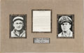 Autographs:Letters, 1961 General Douglas MacArthur Typed Signed Letter Used As Introduction For Ty Cobb's Autobiography....
