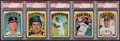 Baseball Cards:Sets, 1972 Topps Baseball Near Set (759/787). ...