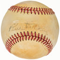 Autographs:Baseballs, Bill Dickey Single Signed Baseball....