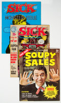 Magazines:Miscellaneous, Assorted Humor Magazines Group of 14 (Various Publishers, 1960-66) Condition: Average VF/NM.... (Total: 14 Comic Books)