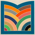 Prints:Contemporary, Frank Stella (b. 1936). Metropolitan Museum of Art 1870-1970, 1970. Screenprint in colors on wove paper. 35 x 35 inches ...