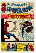 Silver Age (1956-1969):Superhero, The Amazing Spider-Man #13 (Marvel, 1964) Condition: VG/FN...
