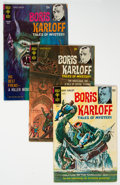 Bronze Age (1970-1979):Miscellaneous, Gold Key Bronze Age Horror Comics Group of 47 (Gold Key, 1970-73) Condition: Average VG+.... (Total: 47 Comic Books)