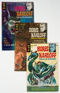 Gold Key Bronze Age Horror Comics Group of 47 (Gold Key, 1970-73) Condition: Average VG+.... (Total: 47 Comic Books)