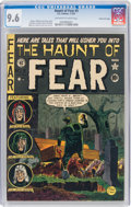Haunt of Fear #5 Gaines File Pedigree 2/9 (EC, 1951) CGC NM+ 9.6 Off-white to white pages