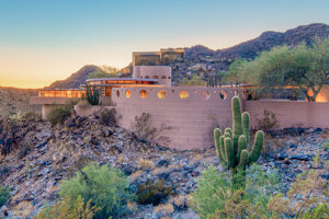 Featured item image of Frank Lloyd Wright's Norman Lykes House