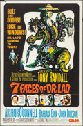 """Movie Posters:Fantasy, The 7 Faces of Dr. Lao & Other Lot (MGM, 1964). Folded, Overall: Fine/Very Fine. One Sheets (2) (27"""" X 41""""). Joseph Smith Ar... (Total: 2 Items)"""