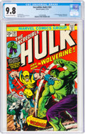The Incredible Hulk #181 (Marvel, 1974) CGC NM/MT 9.8 Off-white to white pages