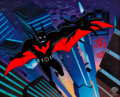 Animation Art:Limited Edition Cel, Dan Beltran and Juan Ortiz Batman Beyond: I am Batman Limited Edition Cel #153/350 (Warner Brothers, 1999)....