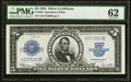Fr. 282 $5 1923 Silver Certificate PMG Uncirculated 62