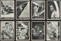 """Non-Sport Cards:Sets, 1966 Topps """"Lost In Space"""" Complete Set (55)...."""