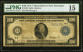 Fr. 1098 $100 1914 Federal Reserve Note PMG Choice Fine 15