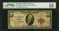Fr. 1860-D $10 1929 Federal Reserve Bank Note. PMG Choice Fine 15