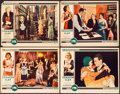 """Movie Posters:Drama, Common Clay (Fox, 1930). Fine+. Lobby Cards (4) (Approx. 11"""" X 14""""). Drama. From the Collection of Frank Buxton, of which ... (Total: 4 Items)"""