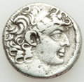 Ancients:Roman Provincial , Ancients: SYRIA. Roman Rule (after 65/4 BC). AR tetradrachm (25mm, 14.58 gm, 12h). Fine....