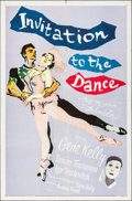 "Movie Posters:Musical, Invitation to the Dance (MGM, 1956). Folded, Very Fine. One Sheet (27"" X 41""). Musical.. ..."