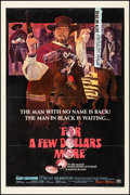 """Movie Posters:Western, For a Few Dollars More (United Artists, 1967). Fine+ on Linen. One Sheet (27"""" X 41""""). David Blossom Artwork. Western.. ..."""