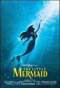 """Movie Posters:Animation, The Little Mermaid (Buena Vista, R-1997). Rolled, Very Fine/Near Mint. One Sheet (27"""" X 40"""") DS Advance. John Alvin Artwork...."""