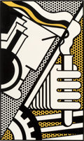 Prints:Contemporary, Roy Lichtenstein (1923-1997). Chem IA, 1970. Screenprint in colors Arjomari paper. 24 x 14-3/8 inches (61 x 36.5 cm) (im...