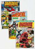 Silver Age (1956-1969):Superhero, Daredevil Group of 25 (Marvel, 1968-80) Condition: Average VF.... (Total: 25 )