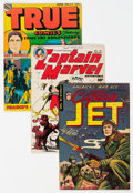 Golden Age (1938-1955):Miscellaneous, Comic Books - Assorted Golden to Silver Age Comics Group of 14 (Various Publishers, 1949-64).... (Total: 14 )