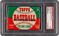 Baseball Cards:Unopened Packs/Display Boxes, 1952 Topps Baseball 5-Cent Unopened Wax Pack PSA NM 7. ...