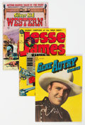 Golden Age (1938-1955):Western, Golden Age Western Group of 6 (Various Publishers, 1946-55).... (Total: 6 )