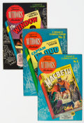 Golden Age (1938-1955):Classics Illustrated, Stories by Famous Authors Illustrated #1-13 Complete Run Group (Seaboard Pub., 1950-51) Condition: Average VF.... (Total: 13 )