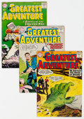 Silver Age (1956-1969):Adventure, My Greatest Adventure Group of 7 (DC, 1959-60) Condition: Average VF-.... (Total: 7 )