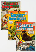 Silver Age (1956-1969):Adventure, My Greatest Adventure Group of 11 (DC, 1960-62) Condition: Average FN.... (Total: 11 )