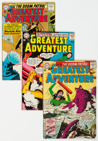 My Greatest Adventure #81-85 Group (DC, 1963-64).... (Total: 5 )