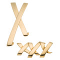 Estate Jewelry:Brooches - Pins, Gold Jewelry Suite, Paloma Picasso for Tiffany & Co. . ...