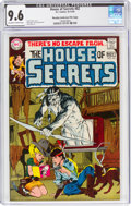 House of Secrets #82 Murphy Anderson File Copy (DC, 1969) CGC NM+ 9.6 Off-white to white pages