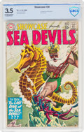 Silver Age (1956-1969):Adventure, Showcase #29 Sea Devils (DC, 1960) CBCS VG- 3.5 Off-white to white pages....