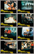 "Movie Posters:James Bond, Diamonds are Forever (United Artists, 1971). Fine/Very Fine. International Lobby Card Set of 8 (11"" X 14""). James Bond.. ... (Total: 8 Items)"