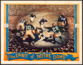 "Movie Posters:Sports, The Spirit of Notre Dame (Universal, 1931). Fine/Very Fine. Lobby Card (11"" X 14""). Sports.. ..."