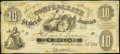 CT10/39C Counterfeit $10 1861 Very Good-Fine