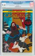 Bronze Age (1970-1979):Superhero, Cerebus the Aardvark #9 (Aardvark-Vanaheim, 1979) CGC NM 9.4 White pages....