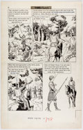 "Original Comic Art:Panel Pages, Reed Crandall Classics Illustrated #160 ""In Freedom's Cause"" Story Page 18 Original Art (Thorpe & Porter of Great ..."