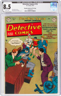 Golden Age (1938-1955):Superhero, Detective Comics #176 Murphy Anderson File Copy (DC, 1951) CGC VF+ 8.5 Off-white pages....