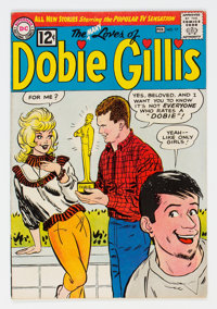 The Many Loves of Dobie Gillis #17 (DC, 1963) Condition: NM-