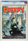 Magazines:Horror, Creepy #7 (Warren, 1966) CGC NM/MT 9.8 Off-white to white pages....