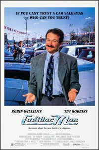"""Cadillac Man & Other Lot (20th Century Fox, 1990). Rolled, Overall: Very Fine. One Sheets (3) (27"""" X 41&quo..."""