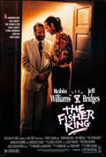 """Movie Posters:Fantasy, The Fisher King & Other Lot (Tri-Star, 1991). Rolled, Very Fine/Near Mint. One Sheets (2) (26.75"""" X 39.75"""" & 27"""" X 41"""") DS. ... (Total: 2 Items)"""
