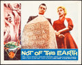 """Movie Posters:Science Fiction, Not of This Earth (Allied Artists, 1957). Very Fine-. Lobby Card (11"""" X 14""""). Science Fiction.. ..."""