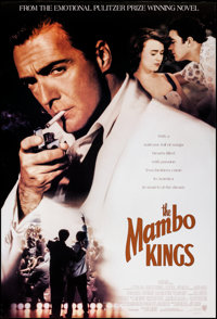 "Mambo Kings & Other Lot (Warner Brothers, 1992). Rolled, Overall: Fine/Very Fine. One Sheets (2) (27"" X 40""..."