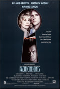 """Pacific Heights & Other Lot (20th Century Fox, 1990). Rolled, Very Fine+. One Sheets (2) (27"""" X 40"""") SS. T..."""