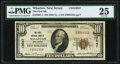National Bank Notes:New Jersey, Wharton, NJ - $10 1929 Ty. 1 The First National...